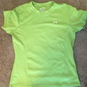 UA wicking shirt